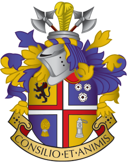 Featherstone Town Council Crest